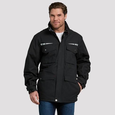 05ff586ba0bcf Dickies Men's Long Sleeve Field Jackets - Black XL : Target