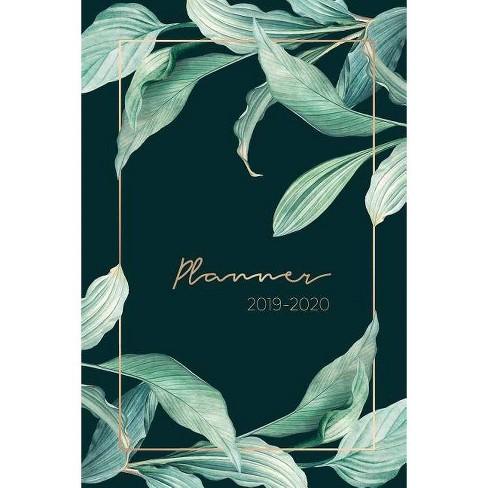 Planner 2019-2020 - by  Marolin Sabor (Paperback) - image 1 of 1