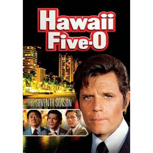 Hawaii Five-O: The Seventh Season (DVD) - image 1 of 1