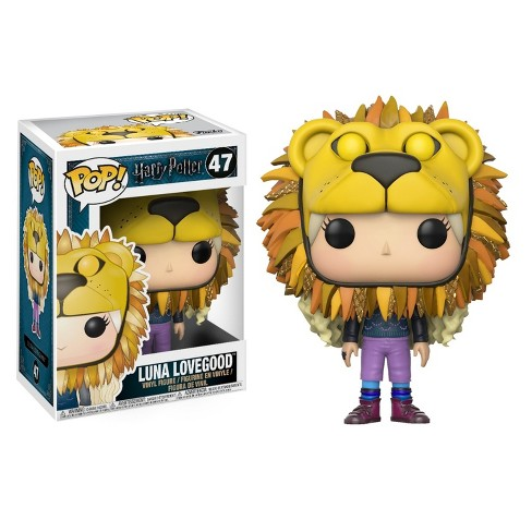 Funko POP! Movies: Harry Potter - Luna Lovegood Mini Figure - image 1 of 1