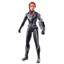 "Marvel Avengers: Endgame Titan Hero Series Black Widow 12"" Action Figure"