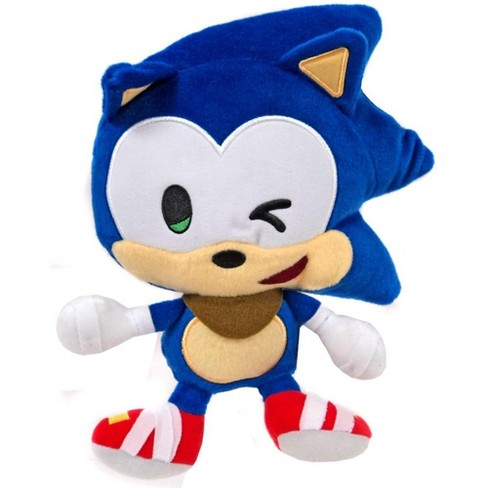 Sonic The Hedgehog Sonic Boom Emoji Sonic 8 Inch Plush Winking Target