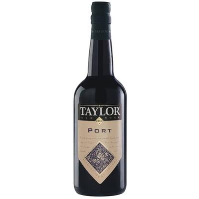 Taylor New York Dessert Port Wine - 750ml Bottle