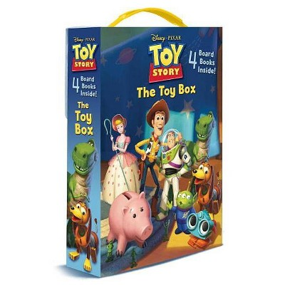 The Toy Box by Kristen L. Depken (Board Book)