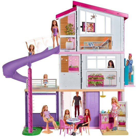 Barbie Dreamhouse Playset image number null