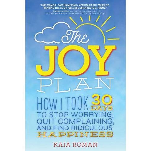 The Joy Plan - by Kaia Roman (Paperback) - image 1 of 1