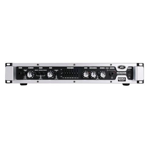 Peavey Headliner 1000 1,000W Bass Amp Head - image 1 of 4