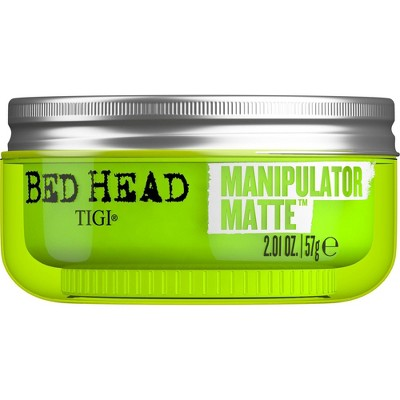 TIGI Bed Head Manipulator Matte Texture & Firm Hold Wax - 2.01oz