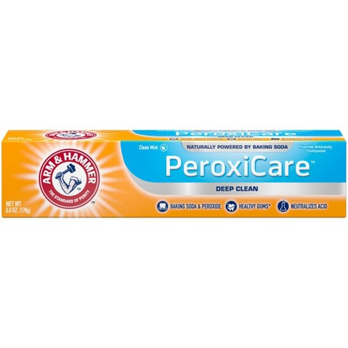 Arm & Hammer PeroxiCare Healthy Gums Toothpaste - 6oz - image 1 of 3