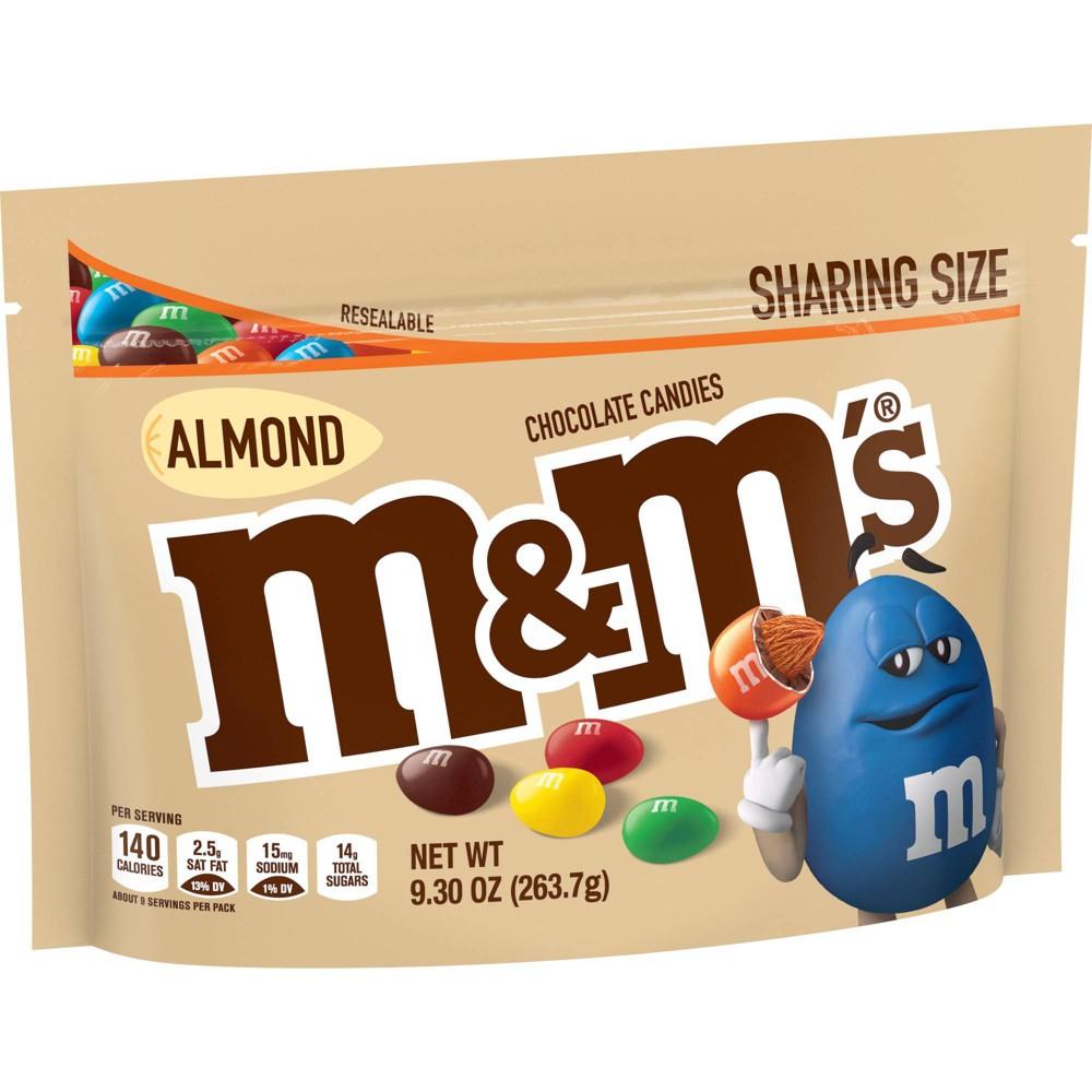 M 38 M 39 S Almond Sharing Sup 9 3oz