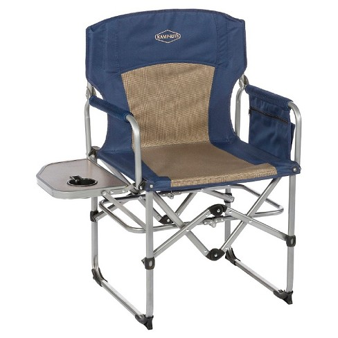Kamp-Rite Compact Director's Chair - Blue - image 1 of 1