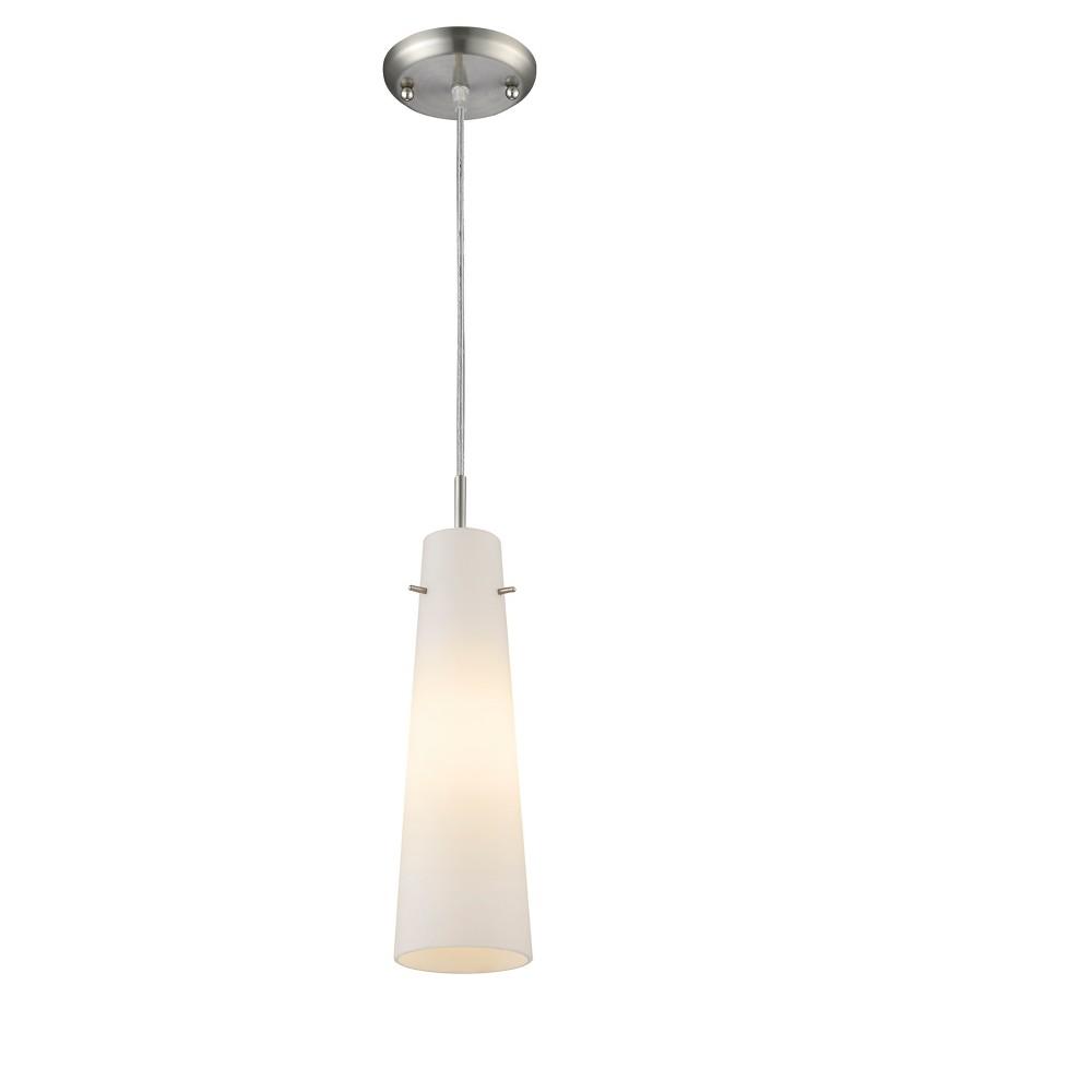 Mini Pendant with Matte Opal Glass Ceiling Lights - Z-Lite
