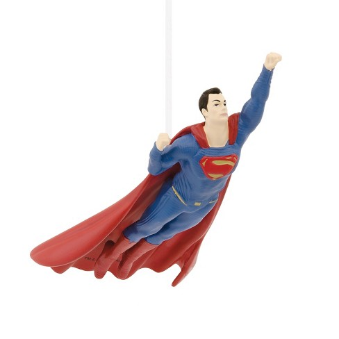 Hallmark DC Super Heroes Justice League Superman Christmas Ornament : Target