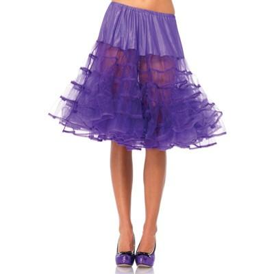 Leg Avenue Fashion Crocheted Net Black Pantyhose One Size