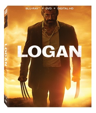 Logan (Blu-ray + DVD + Digital)
