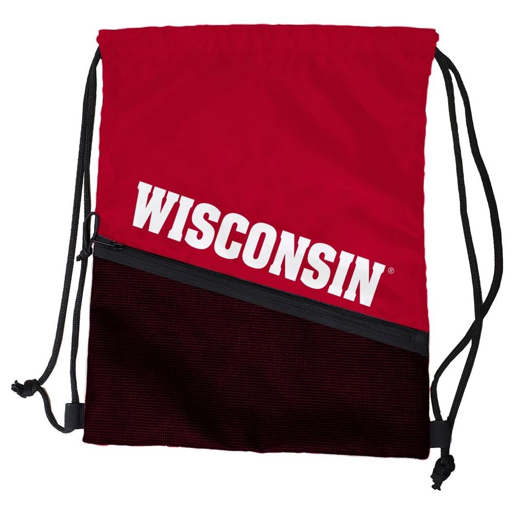 Ncaa Wisconsin Badgers Tilt Drawstring Bag