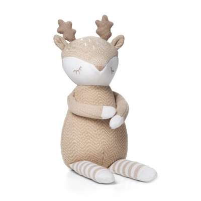 Plush Knit Deer - Cloud Island™