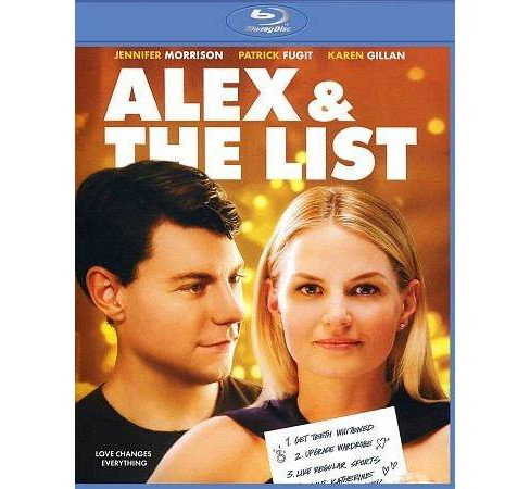 Alex & The List (Blu-ray) - image 1 of 1