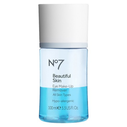 No7 Beautiful Skin Eye Makeup Remover - 3.3 oz - image 1 of 1