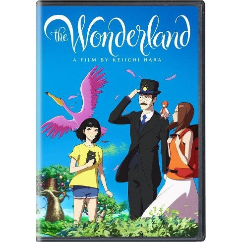 The Wonderland (DVD)(2020) - image 1 of 1
