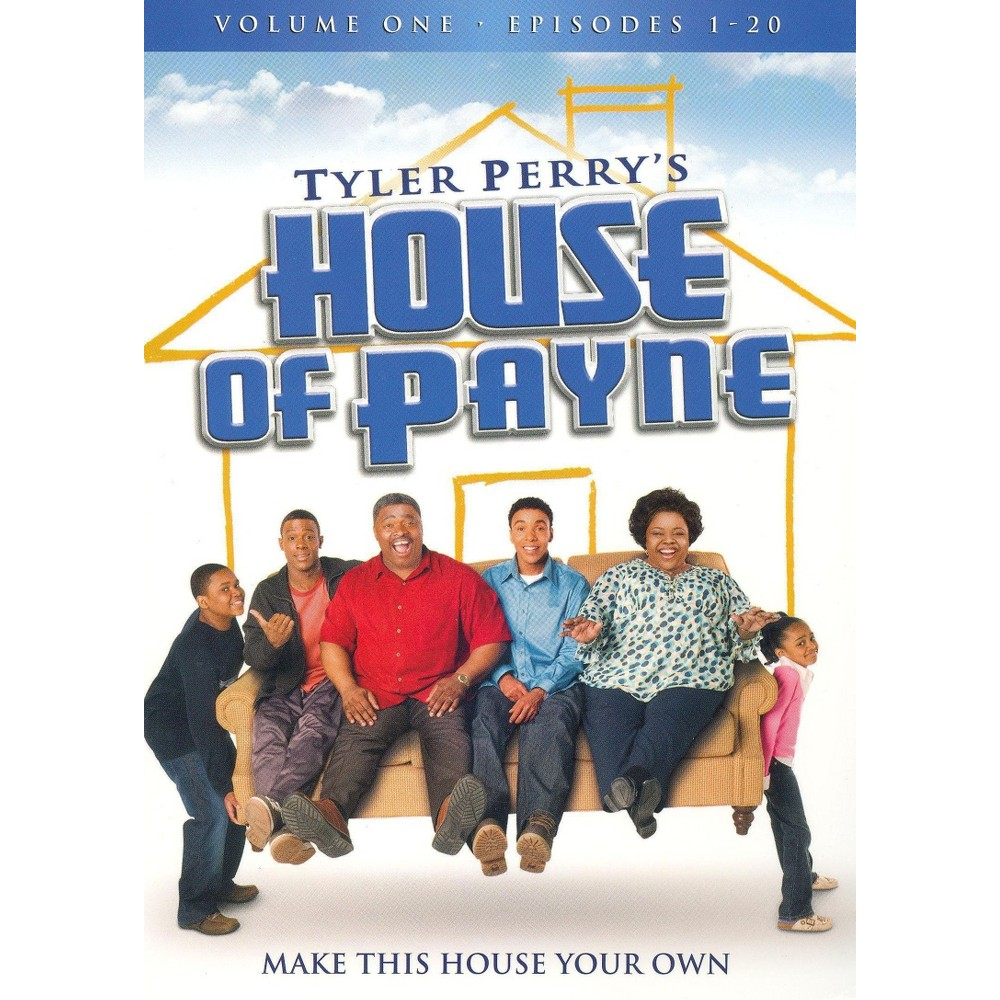 Tyler Perry's House of Payne, Vol. 1: Episodes 1-20 [3 Discs]