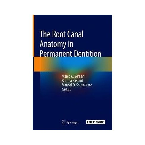 Root Canal Anatomy In Permanent Dentition Ereference Hardcover