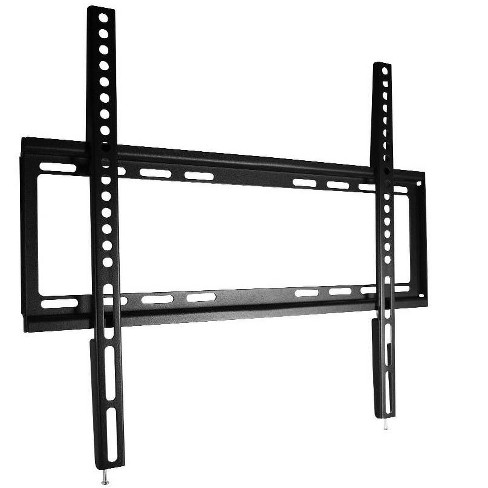 Monoprice Commercial Series Fixed TV Wall Mount Bracket For TVs 32in to 55in, Max Weight 77lbs, VESA Patterns Up to 400x - image 1 of 4