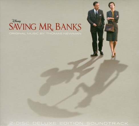 Thomas Newman - Saving Mr. Banks (Original Motion Picture Soundtrack) (CD) - image 1 of 1