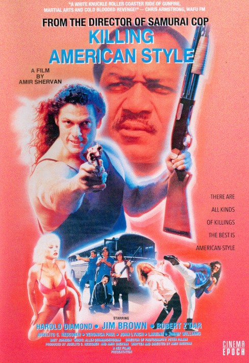 Killing american style (DVD) - image 1 of 1