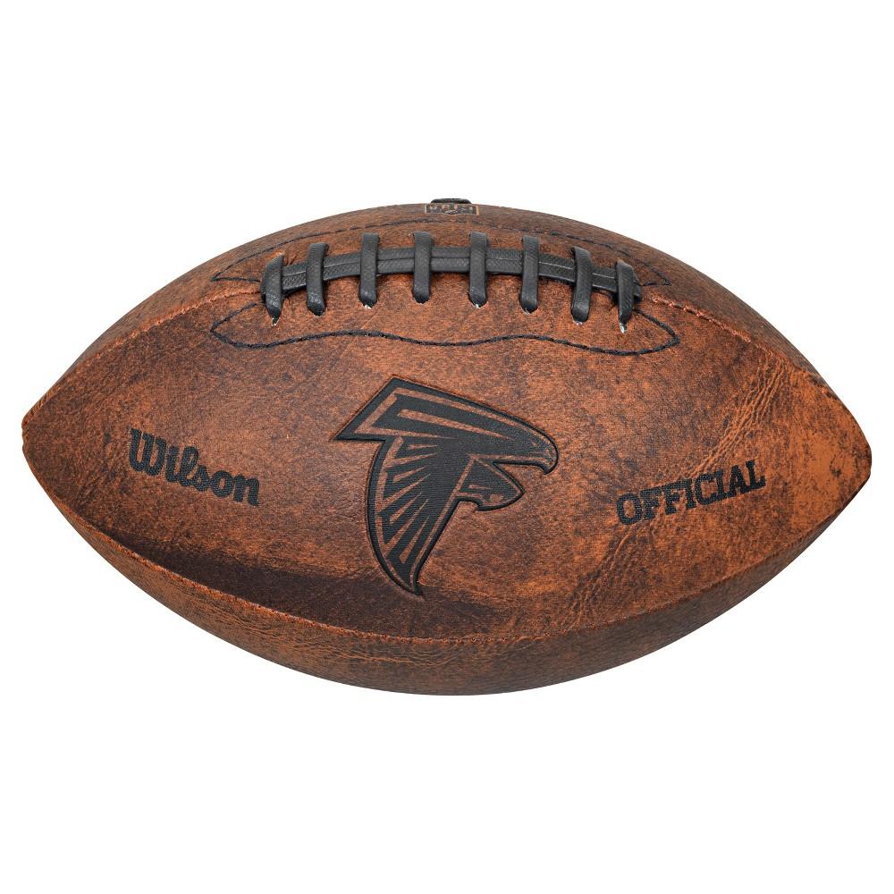 Atlanta Falcons Wilson 9 Inch Collectible Football
