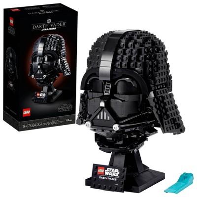 LEGO Star Wars Darth Vader Helmet Building Set 75304