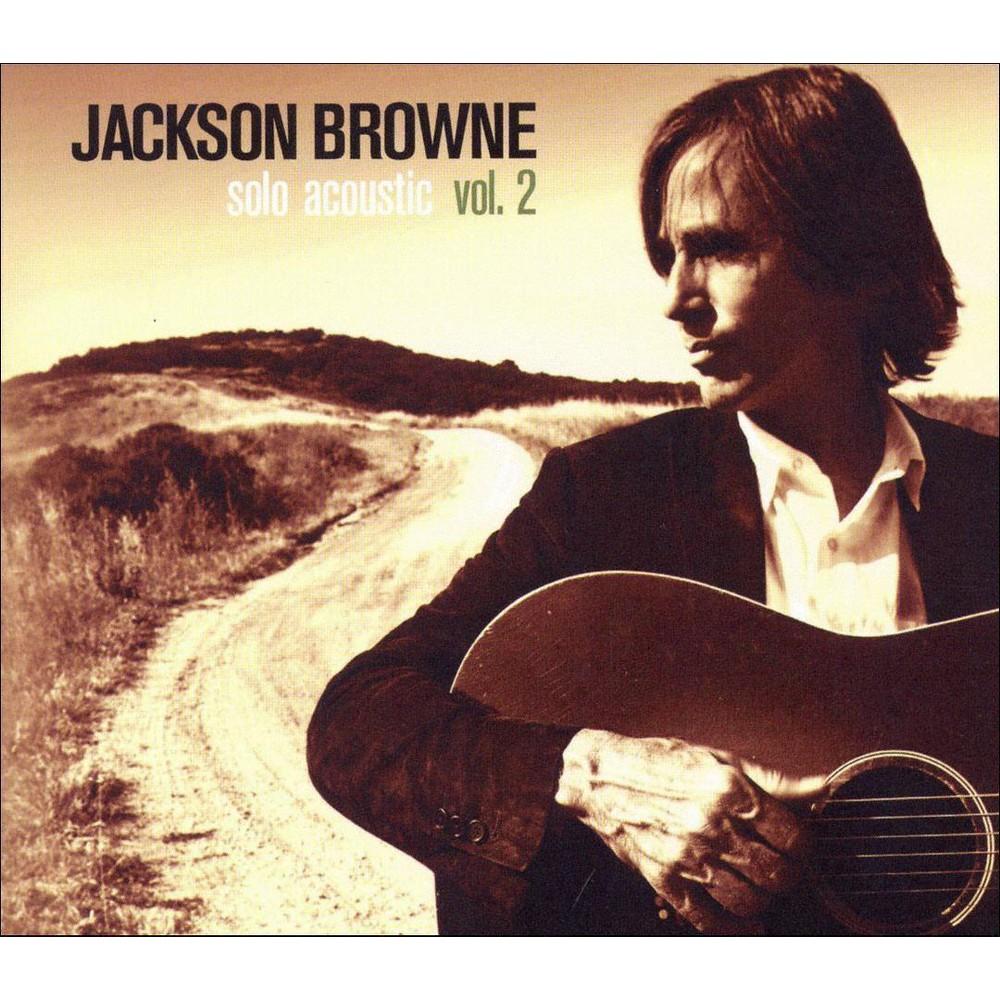Jackson Browne - Solo Acoustic, Vol. 2 (CD)
