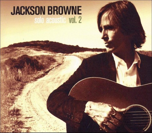 Jackson Browne - Solo Acoustic, Vol. 2 (CD) - image 1 of 3