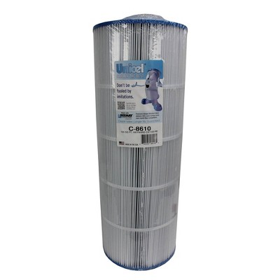 Unicel C8610 100 Square Foot Swimming Pool and Spa Replacement Filter Cartridge for Hayward Star-Clear II C1100 Filter Models