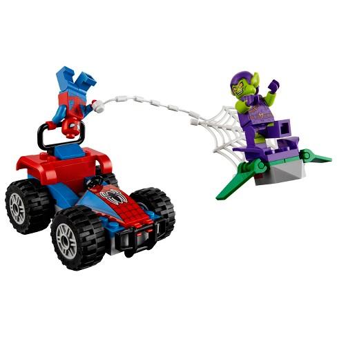 Lego Marvel Super Heroes Spider Man Car Chase 76133 Target
