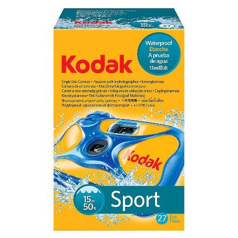 One Time Use Camera Water & Sport Kodak 35mm Auto - image 1 of 3
