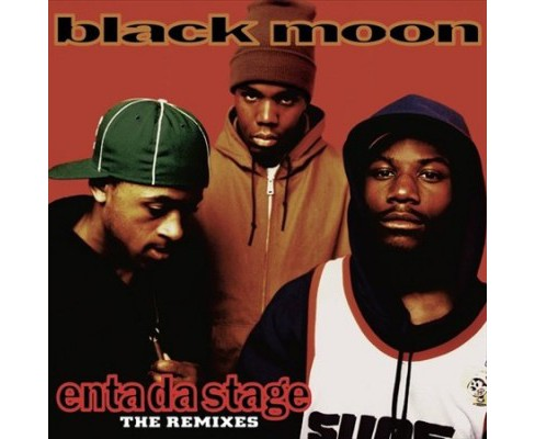 Black Moon - Enta Da Stage Remixes (Vinyl) - image 1 of 1