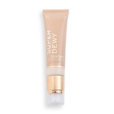 Makeup Revolution Superdewy Tinted Moisturizer - Light - 0.85 fl oz