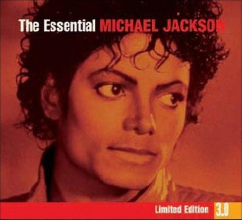 Michael Jackson - The Essential Michael Jackson (Limited Edition 3.0) (CD) - image 1 of 1