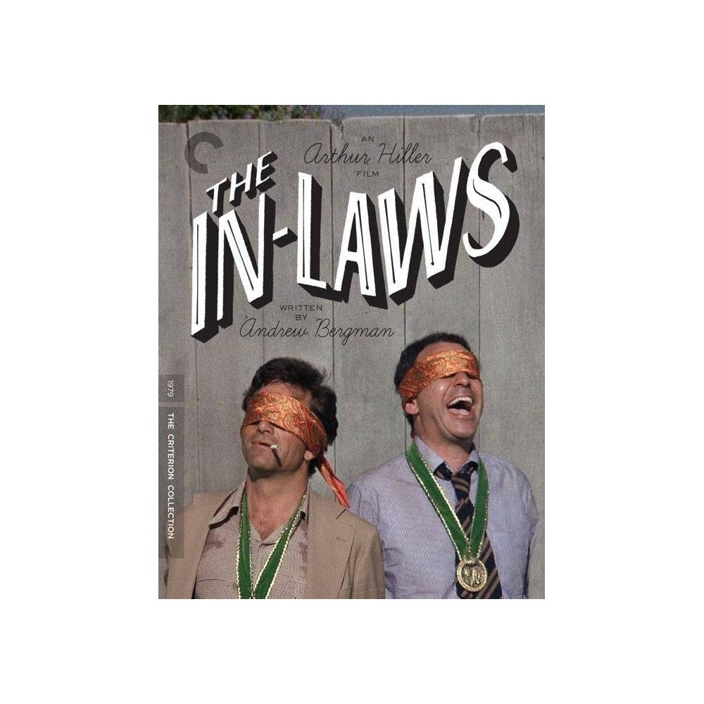 The In Laws Blu Ray 2016