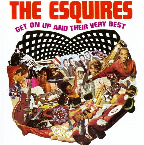 Esquires - Get on up:Best of esquires (CD) - image 1 of 1