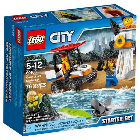 Lego City Coast Guard Coast Guard Starter Set 60163 Target
