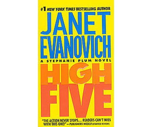 High Five (Reissue) (Paperback) by Janet Evanovich - image 1 of 1