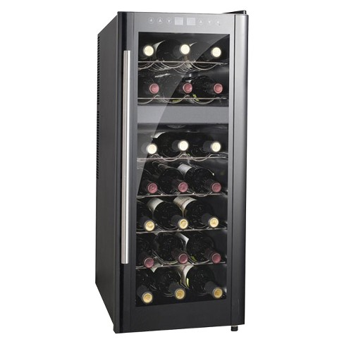Sunpentown Dual Zone 21 Bottle Wine Cooler - Black WC-219DH - image 1 of 1
