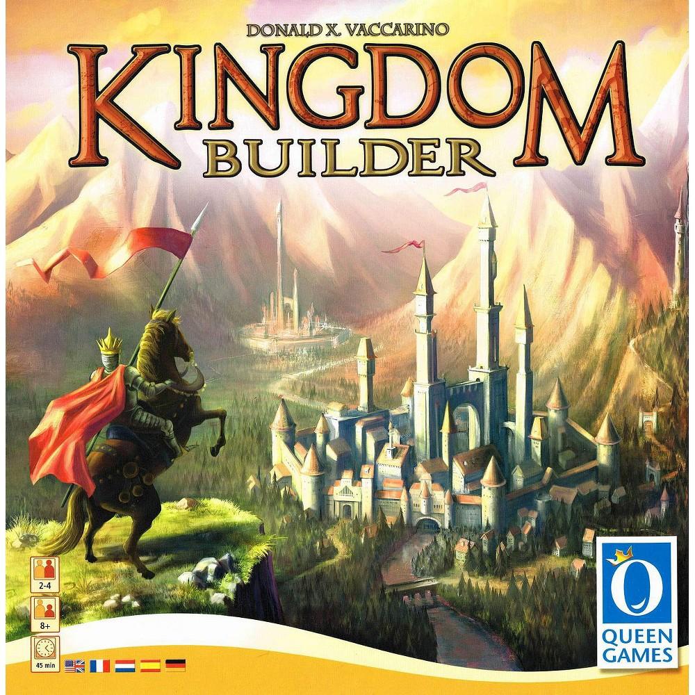 Image of Kingdom Builder Game, Board Games