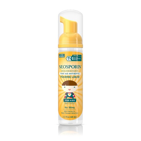 Neosporin Wound Cleanser for Kids - 2.3 oz. - image 1 of 4
