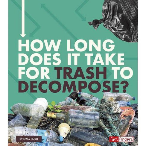 How Long Does It Take for Trash to Decompose? - (How Long Does It Take?) by  Emily Hudd (Paperback) - image 1 of 1