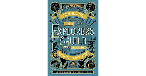 Explorers Guild : A Passage to Shambhala (Vol 1) (Reprint) (Paperback) (Jon Baird) - image 1 of 1