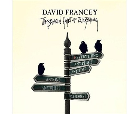 David Francey - Broken Heart Of Everything (Vinyl) - image 1 of 1