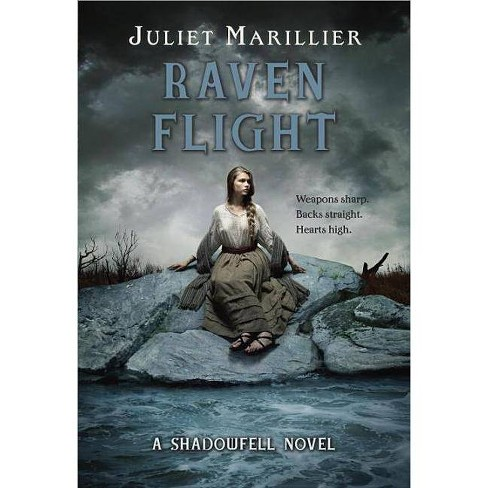 Raven Flight - (Shadowfell) by  Juliet Marillier (Paperback) - image 1 of 1